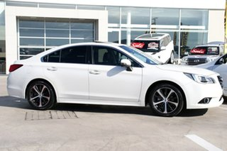2016 Subaru Liberty B6 MY16 2.5i CVT AWD Premium Crystal White 6 Speed Constant Variable Sedan.