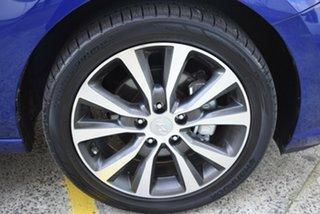 2019 Hyundai i30 PD2 MY19 Premium Intense Blue 6 Speed Sports Automatic Hatchback