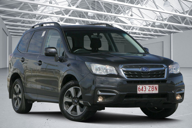 Used Subaru Forester MY18 2.5I-L, 2018 Subaru Forester MY18 2.5I-L Dark Grey Continuous Variable Wagon