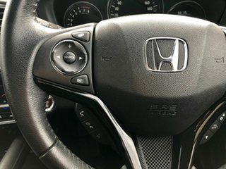 2015 Honda HR-V MY15 VTi-S White 1 Speed Constant Variable Hatchback