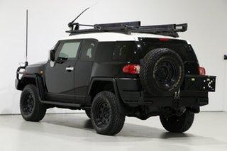 2013 Toyota FJ Cruiser GSJ15R MY13 Update Black 5 Speed Automatic Wagon