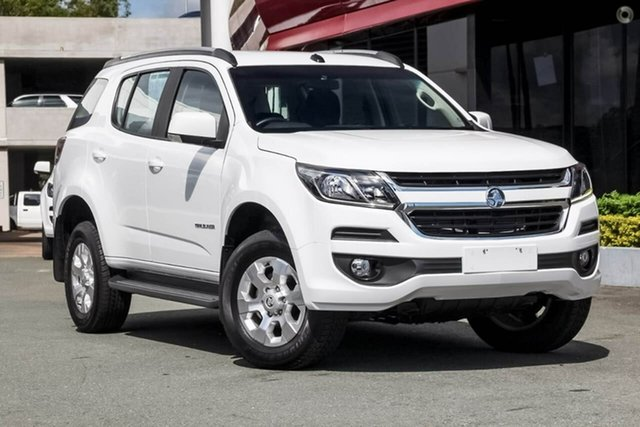 New Holden Trailblazer RG MY20 LT, 2020 Holden Trailblazer RG MY20 LT White 6 Speed Sports Automatic Wagon