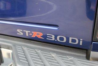 2004 Nissan Navara D22 ST-R (4x4) Blue 5 Speed Manual Dual Cab Pick-up