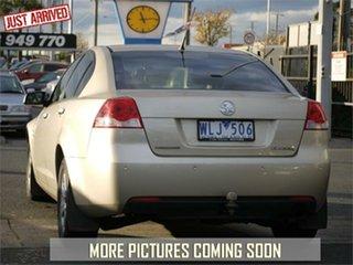 2008 Holden Commodore VE Omega Gold Automatic Sedan.