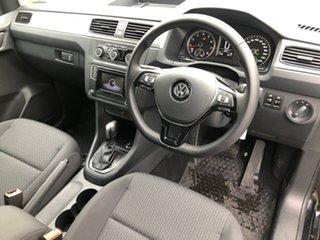 2020 Volkswagen Caddy 2K MY20 TSI220 Maxi DSG Trendline Black 7 Speed Sports Automatic Dual Clutch