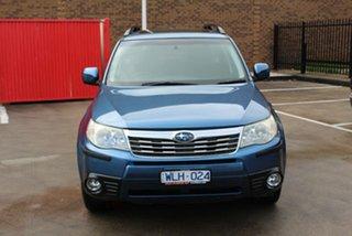 2008 Subaru Forester MY09 XS Premium Blue 4 Speed Auto Elec Sportshift Wagon.