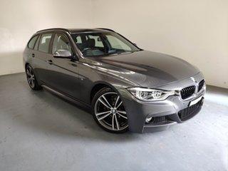 2016 BMW 320i F31 LCI M Sport Touring Mineral Grey 8 Speed Sports Automatic Wagon.