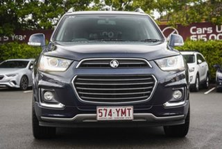 2018 Holden Captiva CG MY18 LTZ AWD Blue 6 Speed Sports Automatic Wagon