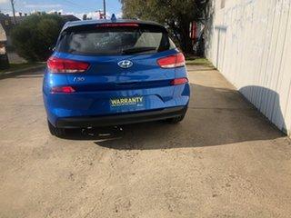 2018 Hyundai i30 PD MY18 Active Blue Mica 6 Speed Sports Automatic Hatchback.