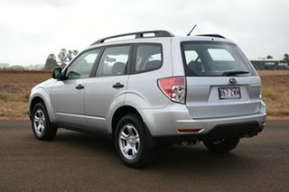 2009 Subaru Forester MY10 X Silver 5 Speed Manual Wagon