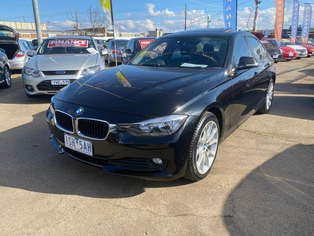 Used BMW 3 Series F30 MY0413 316i, 2013 BMW 3 Series F30 MY0413 316i Black 8 Speed Automatic Sedan