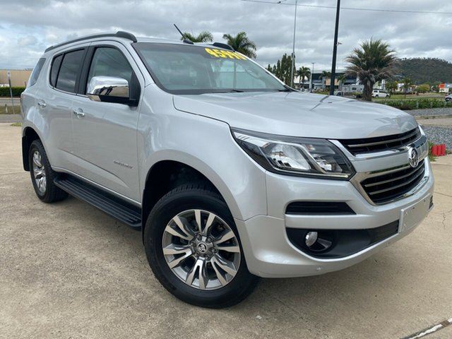 Used Holden Trailblazer RG MY19 LTZ, 2019 Holden Trailblazer RG MY19 LTZ Silver 6 Speed Sports Automatic Wagon