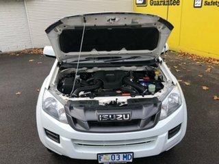 2016 Isuzu D-MAX MY15.5 SX Crew Cab White 5 Speed Sports Automatic Utility.