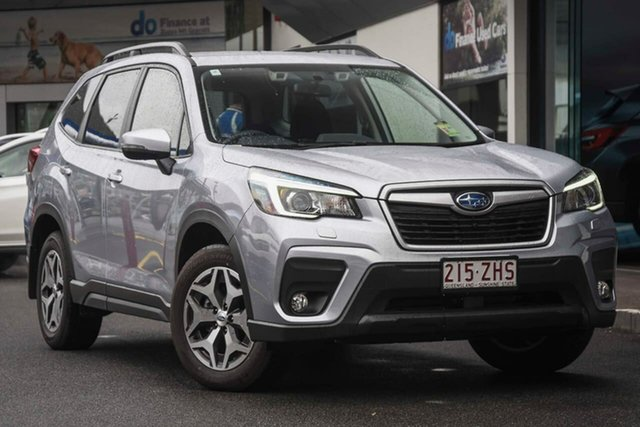 Demo Subaru Forester S5 MY20 2.5i-L CVT AWD, 2019 Subaru Forester S5 MY20 2.5i-L CVT AWD 1u 7 Speed Wagon