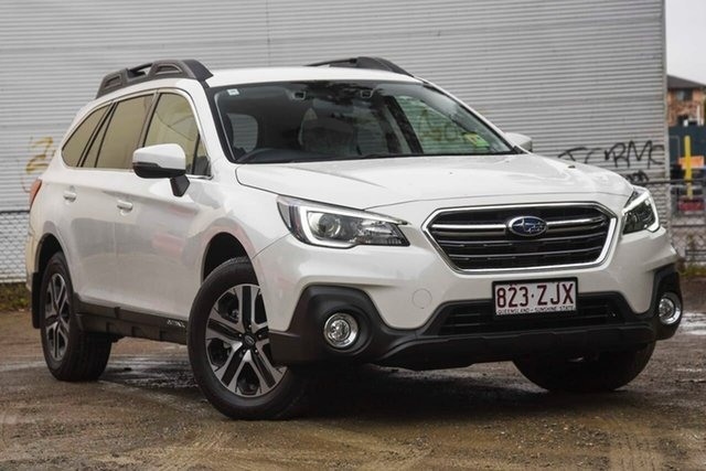 Demo Subaru Outback B6A MY19 2.0D CVT AWD, 2019 Subaru Outback B6A MY19 2.0D CVT AWD 1x 7 Speed Constant Variable Wagon
