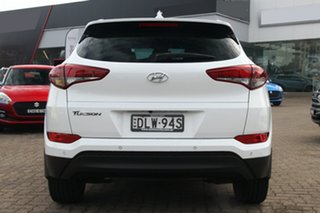 2016 Hyundai Tucson TL Upgrade Elite (FWD) White 6 Speed Automatic Wagon