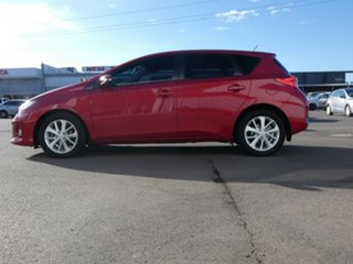 2012 Toyota Corolla ZRE182R Ascent Sport S-CVT Red 7 Speed Constant Variable Hatchback