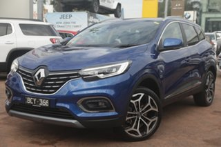 2019 Renault Kadjar XFE Intens EDC Blue 7 Speed Sports Automatic Dual Clutch Wagon.