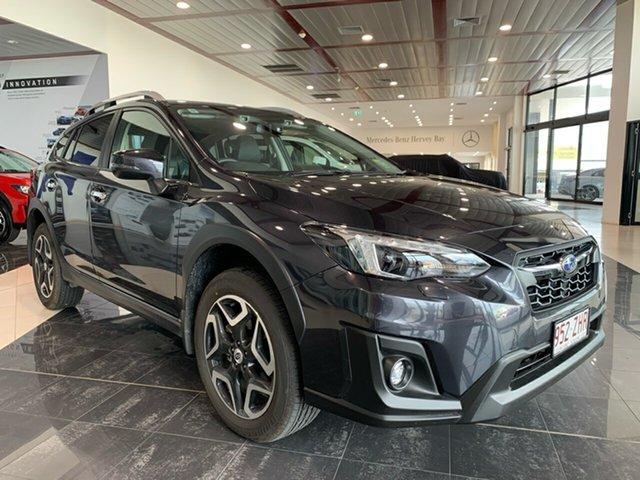 Demo Subaru XV G5X MY19 2.0i-S Lineartronic AWD, 2019 Subaru XV G5X MY19 2.0i-S Lineartronic AWD 1k 7 Speed Constant Variable Wagon