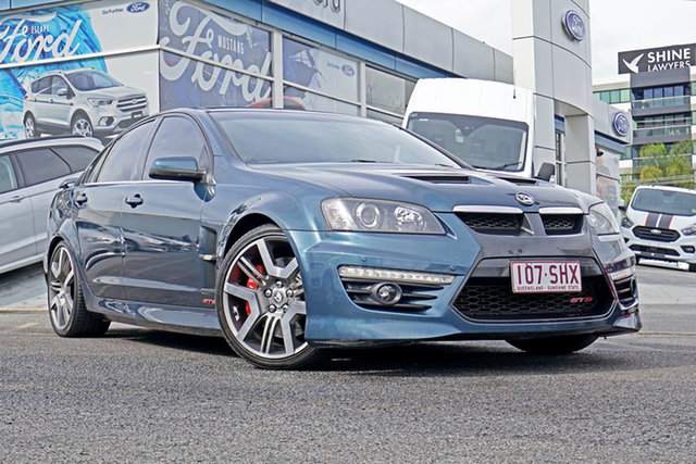 Used Holden Special Vehicles GTS E Series 3 MY12 , 2012 Holden Special Vehicles GTS E Series 3 MY12 Green 6 Speed Sports Automatic Sedan