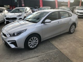 2020 Kia Cerato BD MY20 S Silky Silver 6 Speed Sports Automatic Sedan.