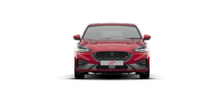 2020 Ford Focus ST Fantastic Red 7 Speed Automatic Hatchback.