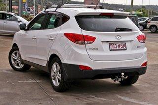 2012 Hyundai ix35 LM2 SE White 6 Speed Sports Automatic Wagon.