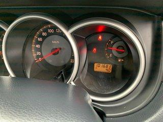 2008 Nissan Tiida C11 MY07 Q Blue 6 Speed Manual Hatchback