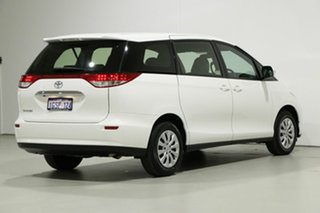 2019 Toyota Tarago ACR50R MY16 GLi White 7 Speed CVT Auto Sequential Wagon