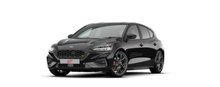 2020 Ford Focus ST Black 7 Speed Automatic Hatchback.