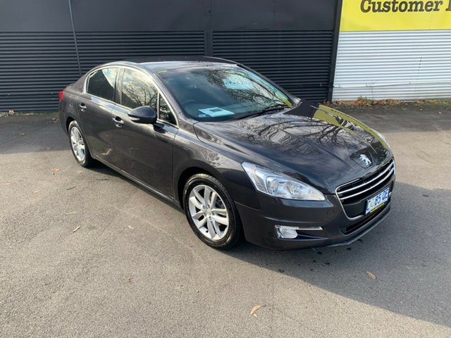 Used Peugeot 508  Active, 2011 Peugeot 508 Active Black 6 Speed Sports Automatic Sedan