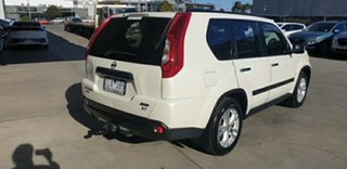 2012 Nissan X-Trail T31 Series V ST White 1 Speed Constant Variable Wagon