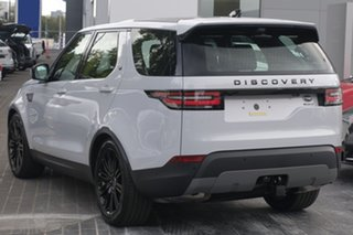 2020 Land Rover Discovery Series 5 L462 MY20 HSE Luxury Yulong White 8 Speed Sports Automatic Wagon.