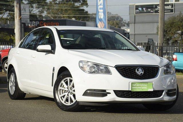 Used Holden Commodore VF II MY17 Evoke, 2017 Holden Commodore VF II MY17 Evoke White 6 Speed Sports Automatic Sedan