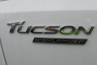 2017 Hyundai Tucson TLE2 MY18 Highlander AWD White 6 Speed Sports Automatic Wagon