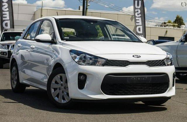 Used Kia Rio YB MY19 S, 2019 Kia Rio YB MY19 S White 4 Speed Sports Automatic Hatchback