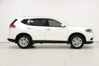 2015 Nissan X-Trail T32 TS (FWD) Ivory Continuous Variable Wagon
