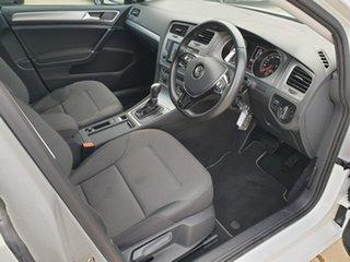2017 Volkswagen Golf VII MY17 92TSI DSG Comfortline White 7 Speed Sports Automatic Dual Clutch Wagon