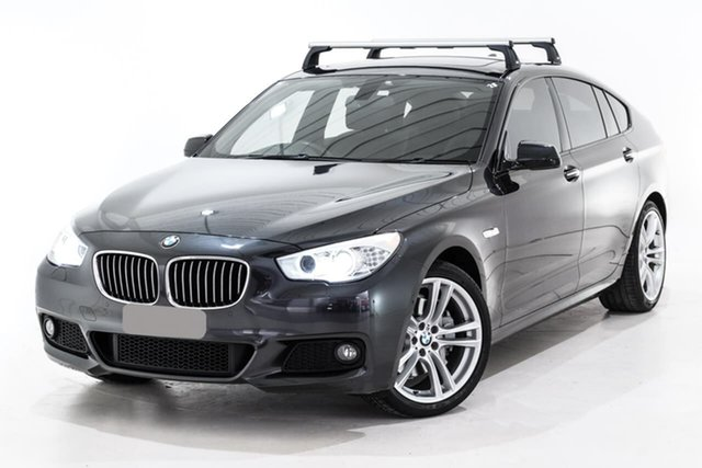 Used BMW 5 Series F07 MY1112 520d Gran Turismo Steptronic, 2013 BMW 5 Series F07 MY1112 520d Gran Turismo Steptronic Grey 8 Speed Sports Automatic Hatchback