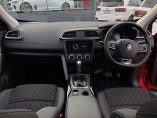 2019 Renault Kadjar Zen Red 7 Speed Auto Dual Clutch Wagon