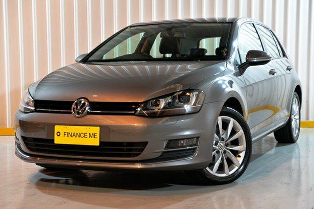 Used Volkswagen Golf VII MY15 110TDI DSG Highline, 2015 Volkswagen Golf VII MY15 110TDI DSG Highline Grey 6 Speed Sports Automatic Dual Clutch