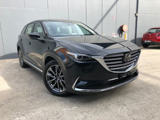 New Mazda CX-9 TC Azami SKYACTIV-Drive, 2020 Mazda CX-9 TC Azami SKYACTIV-Drive Jet Black 6 Speed Sports Automatic Wagon