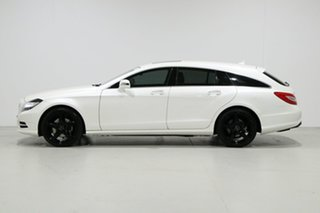 2014 Mercedes-Benz CLS 218 MY13 Update 250 CDI Avantgarde 10th Ed Diamond White 7 Speed