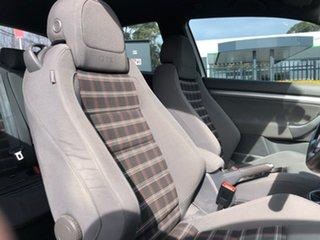 2007 Volkswagen Golf V MY08 GTi White 6 Speed Manual Hatchback