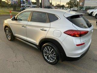 2019 Hyundai Tucson TL3 MY20 Elite D-CT AWD Silver 7 Speed Sports Automatic Dual Clutch Wagon