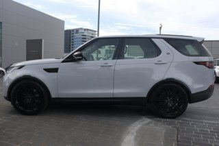 2020 Land Rover Discovery Series 5 L462 MY20 HSE Luxury Yulong White 8 Speed Sports Automatic Wagon