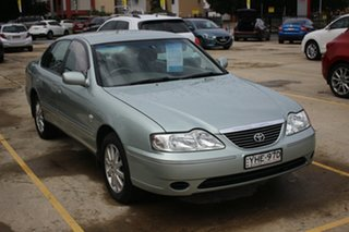 2004 Toyota Avalon MCX10R Mark III VXi Green 4 Speed Automatic Sedan.