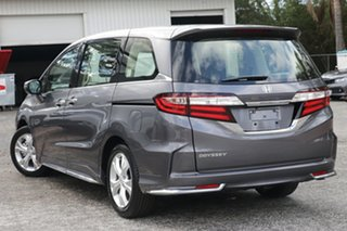2020 Honda Odyssey RC MY20 VTi Modern Steel 7 Speed Constant Variable Wagon.