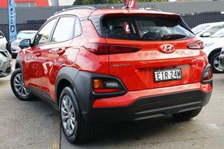 2019 Hyundai Kona OS.3 MY20 GO (FWD) Orange 6 Speed Automatic Wagon.