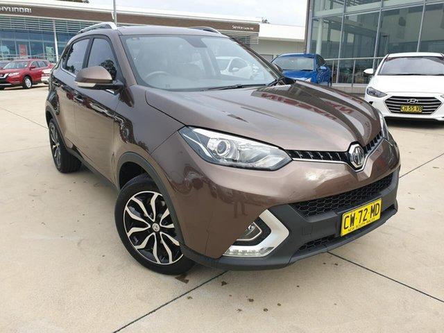 Used MG GS  , 2017 MG GS Brown